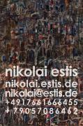 Visitenkarte von Nikolai Estis